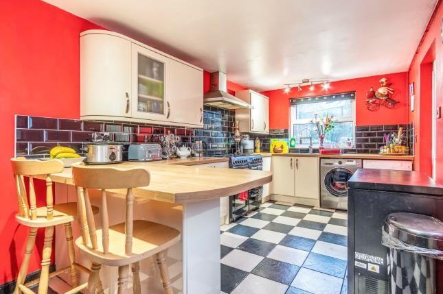 Kitchen Diner of County Road, Penygroes, Caernarfon, Gwynedd LL54