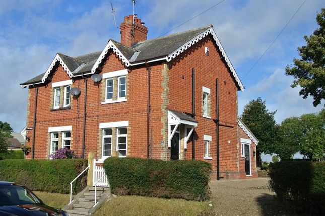 Thumbnail Semi-detached house for sale in Main Street, North Dalton, East Yorkshire
