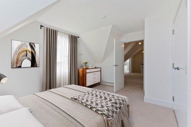 "Thumbnail Detached house for sale in ""Tranter"" at Fentoun Gait, Gullane"
