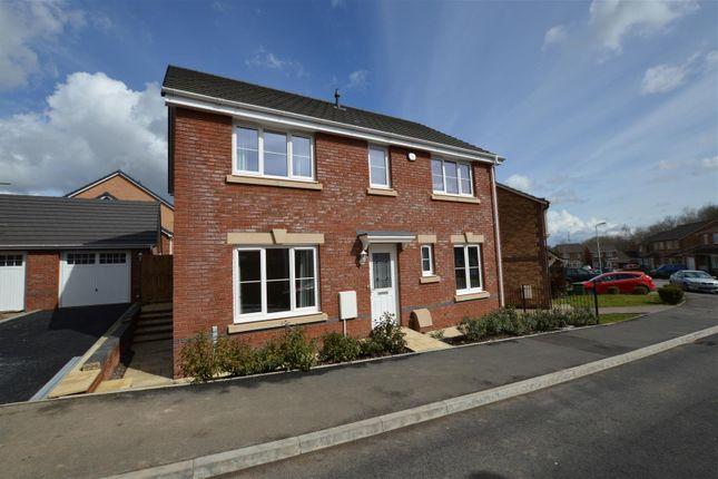 Thumbnail Property to rent in Heol Miaren, Llanharry, Pontyclun