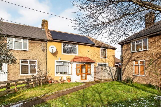 Thumbnail End terrace house for sale in Denny Gardens, Dagenham