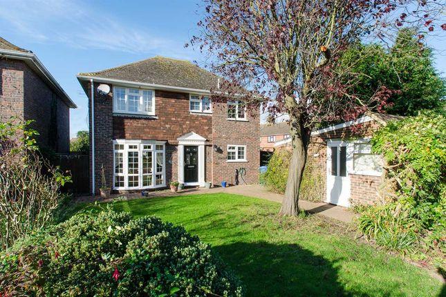 Thumbnail Detached house for sale in Doubleday Drive, Bapchild, Sittingbourne