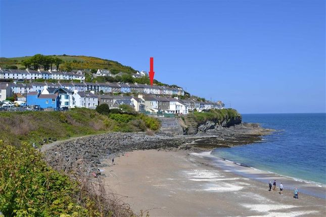 Thumbnail Terraced house for sale in Marine Terrace, New Quay, Ceredigion