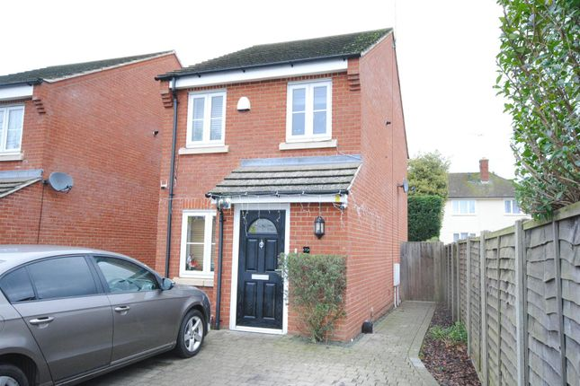 Thumbnail Detached house to rent in Cherrywood Road, Farnborough