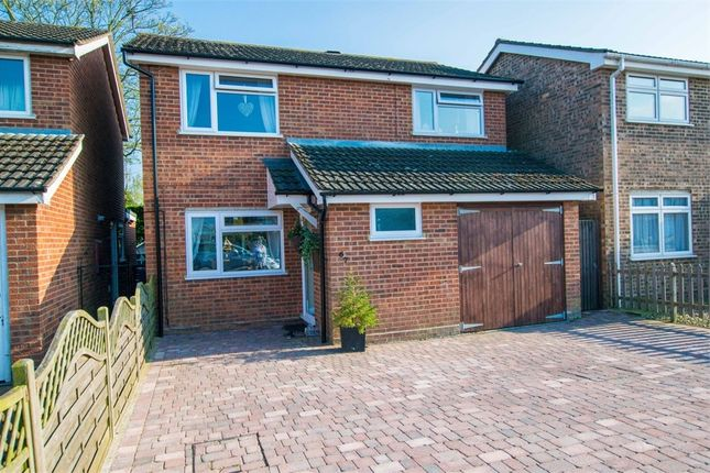 Thumbnail Detached house for sale in Keable Road, Marks Tey, Colchester, Essex