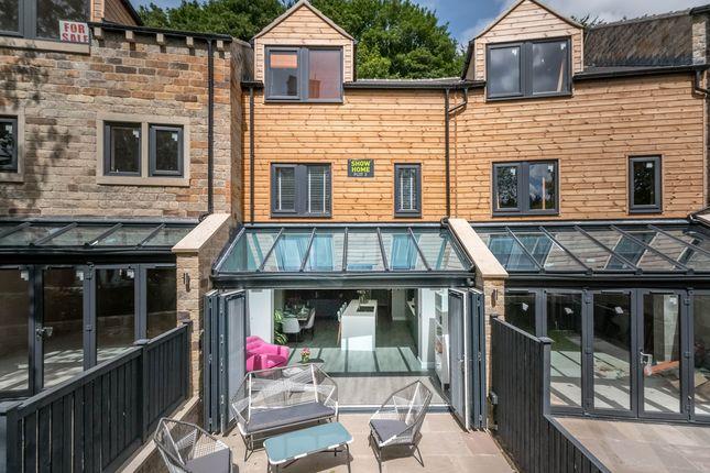 Thumbnail Terraced house for sale in Empire Works, Slaithwaite, Huddersfield