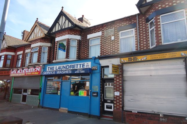 Thumbnail Flat to rent in Ashton Old Road, Openshaw, Manchester