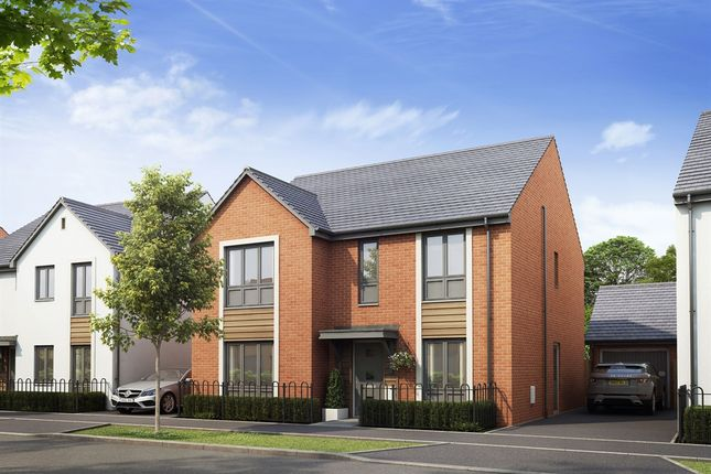 "Thumbnail Detached house for sale in ""The Holden"" at Hayfield Way, Bishops Cleeve, Cheltenham"