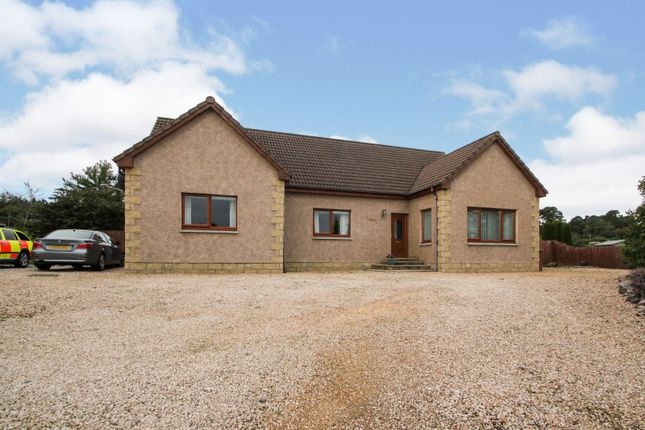 Thumbnail Detached house for sale in Orbliston, Fochabers