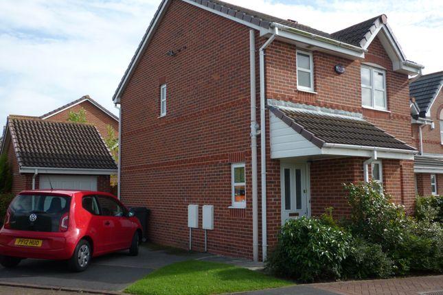 Thumbnail Detached house to rent in Tudor Road, Penwortham, Preston