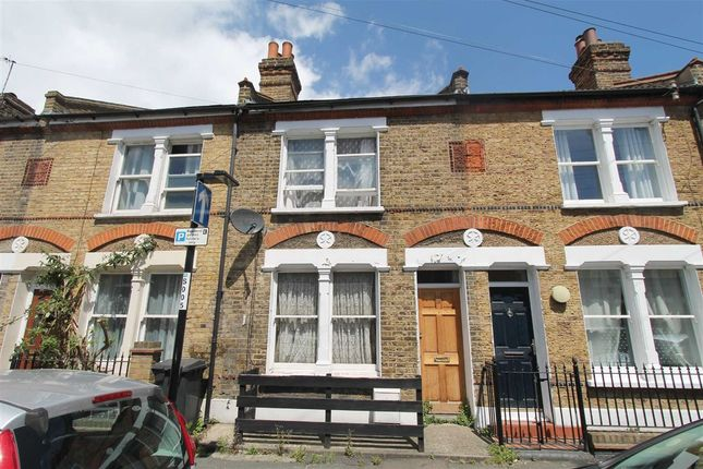 2 bed terraced house for sale in Wildfell Road, Catford, London