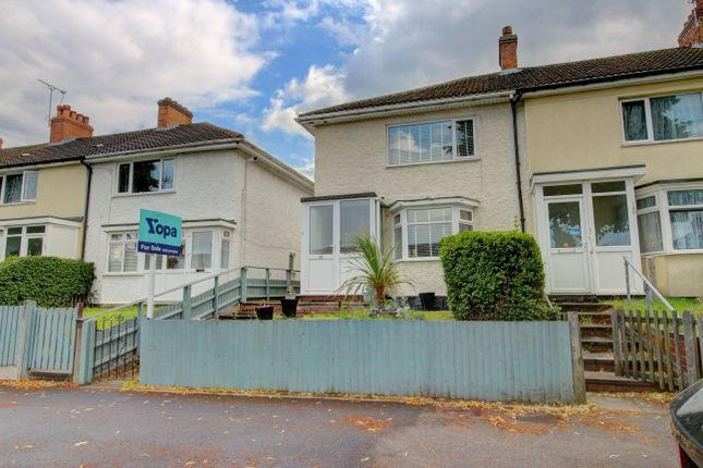 3 Bed End Terrace House For Sale In Glastonbury Road