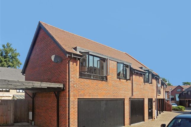 Thumbnail Semi-detached house for sale in Bluegown Avenue, Leybourne, West Malling, Kent