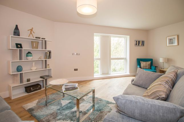 Thumbnail Flat for sale in Thaxted Road, Saffron Walden