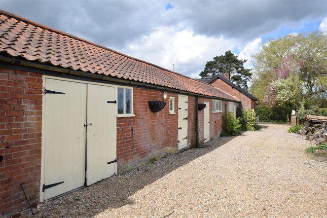 Thumbnail Barn conversion for sale in Briningham, Melton Constable, North Norfolk