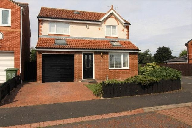 Thumbnail Detached house for sale in Inglewood Close, Blyth