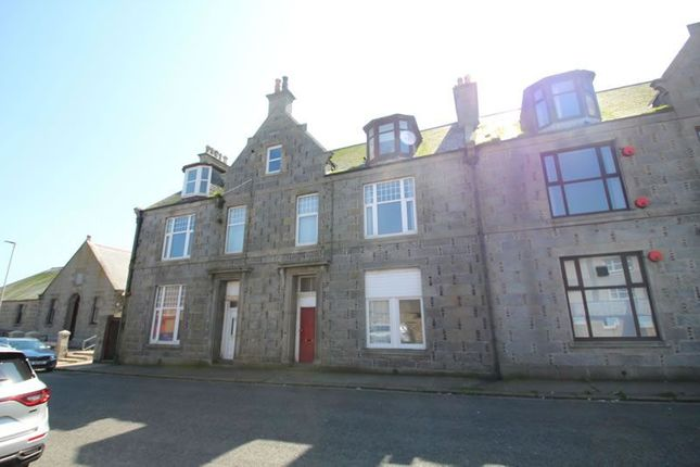 Thumbnail Flat for sale in Commerce Street, Fraserburgh