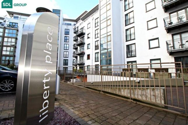 2 bed flat to rent in Liberty Place, Brindley Place, Birmingham