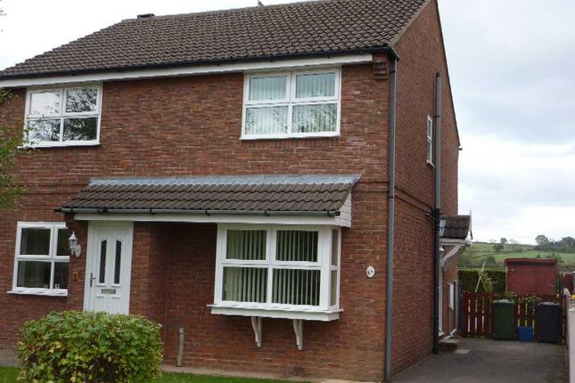 Thumbnail Semi-detached house to rent in Lewis Road, Northallerton