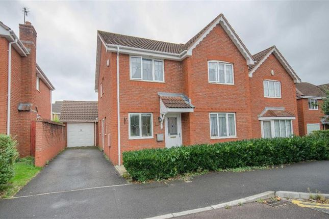 Thumbnail Detached house for sale in Rushy Way, Emersons Green, Bristol