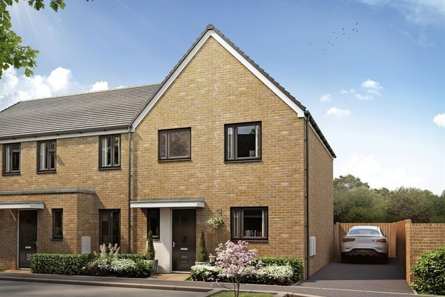 """Thumbnail End terrace house for sale in """"The Chester"""" at London Road, Stanford-Le-Hope"""