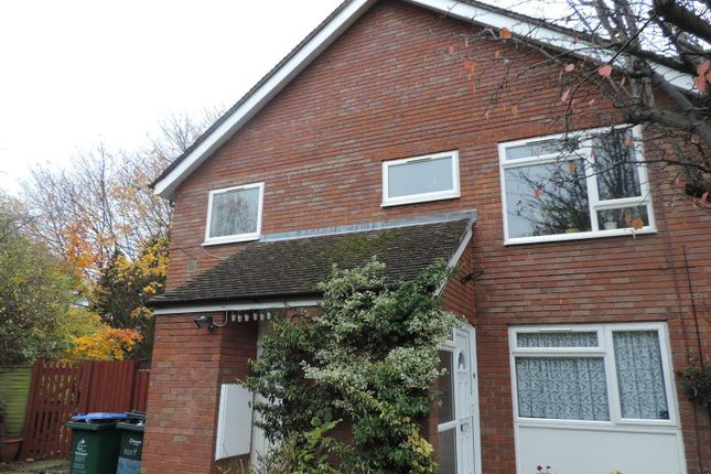 Thumbnail Flat to rent in Oakey Close, Longford, Coventry
