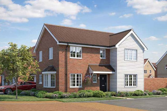 "Thumbnail Property for sale in ""Newton"" at Wetherden Road, Elmswell, Bury St. Edmunds"