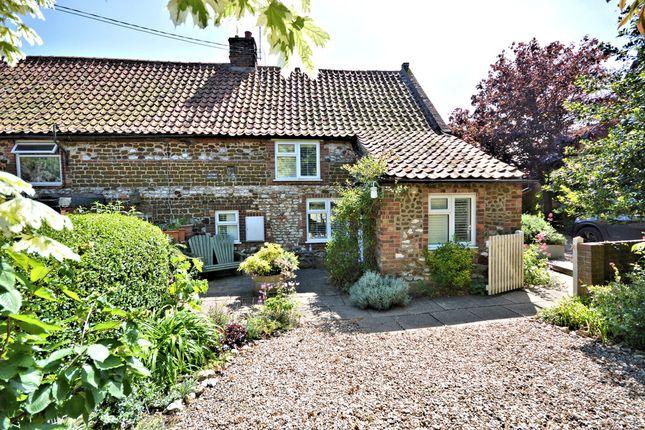 Thumbnail Cottage for sale in Old Hunstanton Road, Old Hunstanton, Hunstanton
