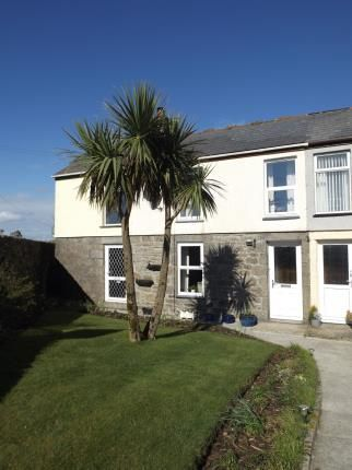 Thumbnail Terraced house for sale in Troon, Camborne, Cornwall