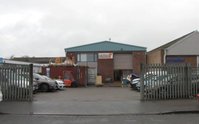 Thumbnail Industrial for sale in 352 Selbourne Road, Luton