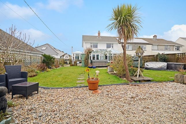 Thumbnail End terrace house for sale in Wheal Kitty, St. Agnes