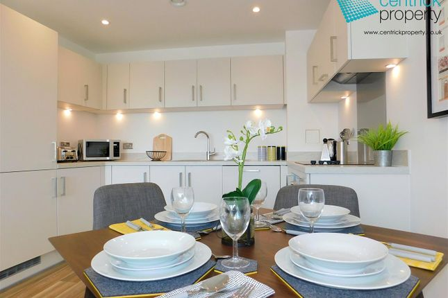 2 bed flat to rent in Lincoln Apartments, 3 Lexington Gardens, Birmingham
