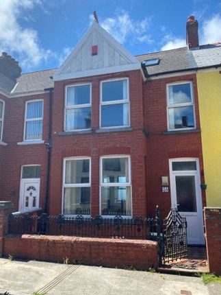 4 bed terraced house for sale in Dewsland Street, Milford Haven, Sir Benfro SA73