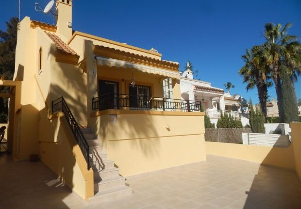Detached Villa In Sought After Area, Villamartin, Alicante, 03189
