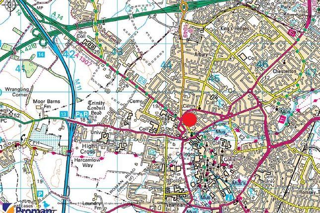 Commercial property to let in Car Parking, Castle Park, Castle Street, Cambridge, Cambridgeshire