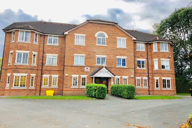 Thumbnail 2 bed flat to rent in Chervil Close, Manchester