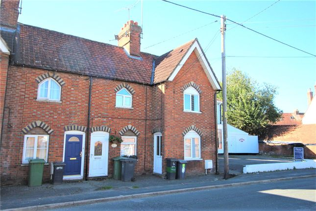 Thumbnail End terrace house to rent in Newtown Cottages, Winchester Road, Bishops Waltham, Southampton