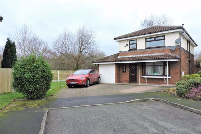 Thumbnail Detached house for sale in Acorn Close, Burnage, Manchester