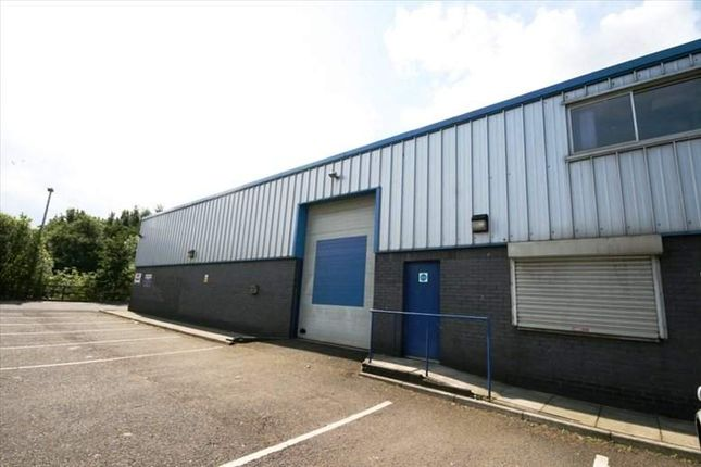 Serviced office to let in Earn Avenue, Righead Industrial Estate, Bellshill
