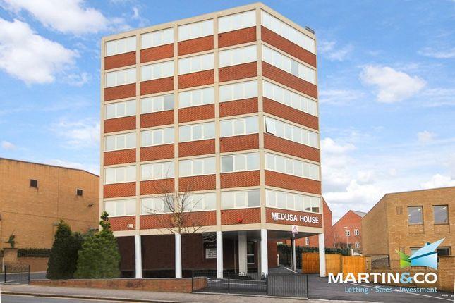 Thumbnail Flat for sale in Medusa House, St Johns Road, Stourbridge