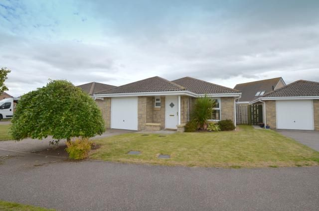 Thumbnail Bungalow for sale in 20 Spires Crescent, Nairn