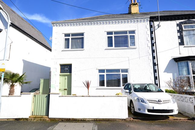 Thumbnail Semi-detached house for sale in Sea Road, Abergele