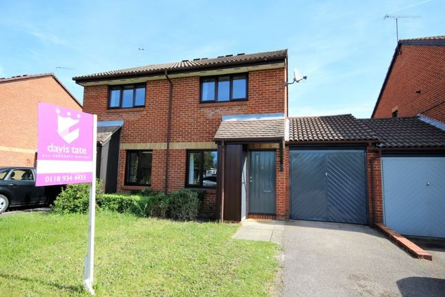 Thumbnail Semi-detached house to rent in Verey Close, Twyford, Reading