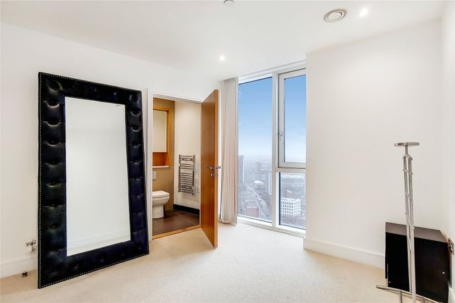 Master Bedroom of Sky View Tower, 12 High Street, London E15
