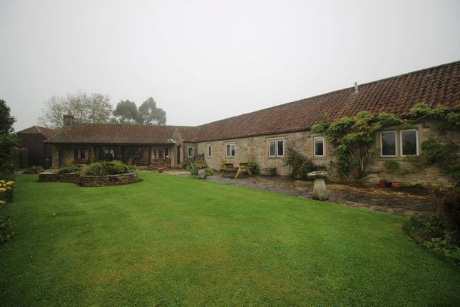 Thumbnail Barn conversion to rent in Wadswick, Box, Corsham