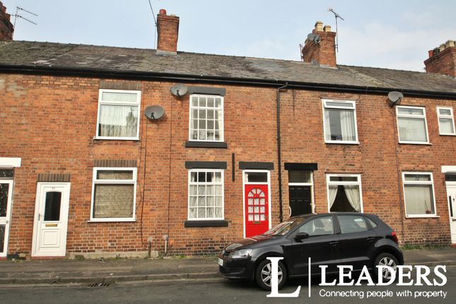 2 bed terraced house to rent in Gladstone Street, Northwich CW8