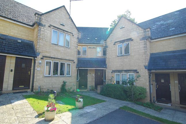 Thumbnail Terraced house for sale in West Grange Court, Lovedays Mead, Stroud, Gloucestershire