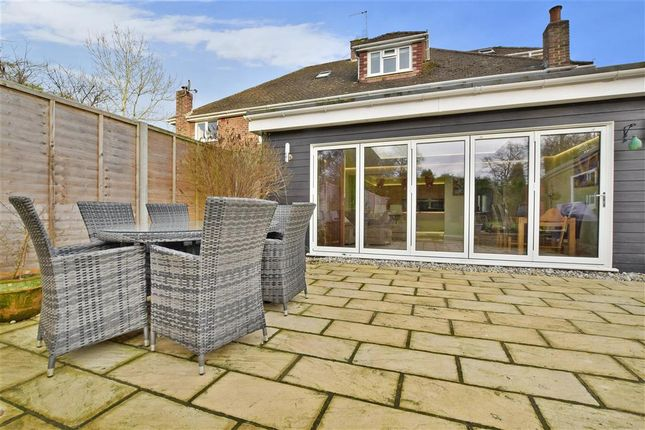 Thumbnail Semi-detached house for sale in Ifield Road, Charlwood, Surrey