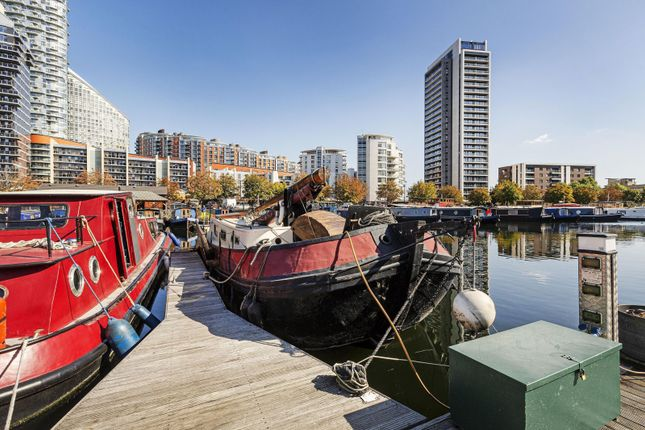 External (Main) of Boardwalk Place, Poplar Dock Marina, Poplar E14