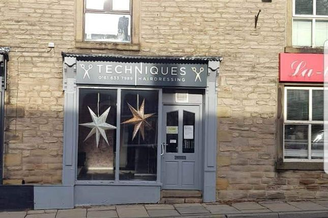 Thumbnail Retail premises for sale in High Street, Lees, Oldham
